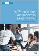 Cover WP 7 kenmerken succesvol samenwerken