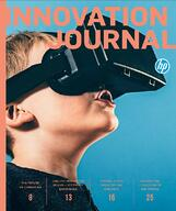 Cover innovation journal 2018 editie 10