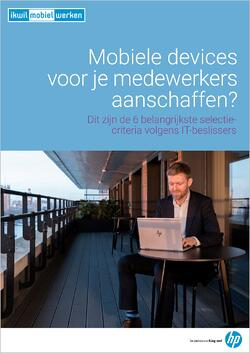 Cover mobiele devices aanschaffen 2020 DEF