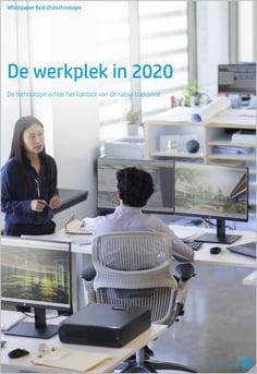 Cover werkplek 2020